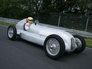 1934 Mercedes-Benz Formula Racing Car